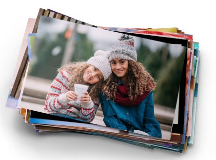 print photos on photo paper from phone, email, USB flash drive, hard drive, memory card in Brooklyn NY at Photoreal photo lab