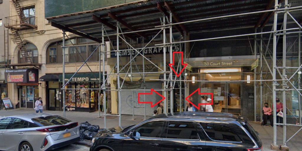 Photoreal location in Brooklyn NY
